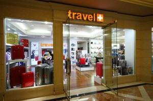 travel+
